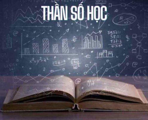 sách thần số học